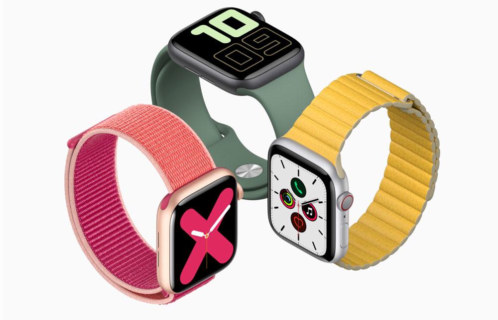 ราคา Apple Watch Series 5 และรุ่นอื่นๆ