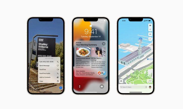 """อัปเดตกันหรือยัง ? """"iOS 15"""" มีอะไรใหม่บ้าง ไปดูกัน !"""
