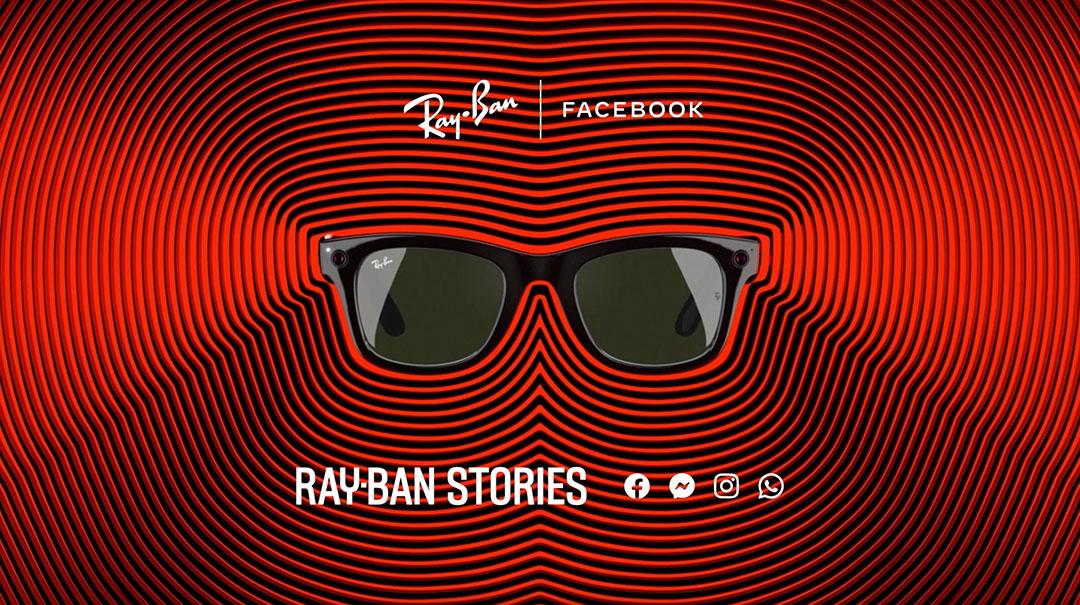 Facebook x RayBan เปิดตัวแว่นตาอัจฉริยะ พร้อมกล้อง 5MP ในตัว